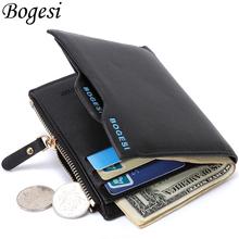 with Coin Bag zipper new 2016 men wallets famous brand mens wallet male money purses Wallets New Design Top Men Wallet 836