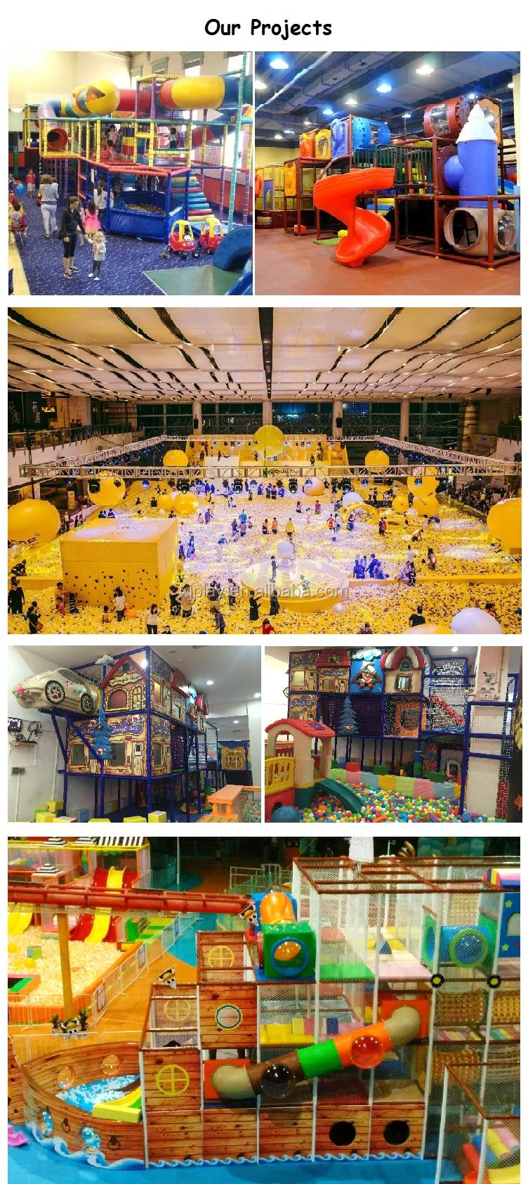 Materiale eco-friendly e tappeti per bambini arrampicata parco giochi al coperto per L'europa