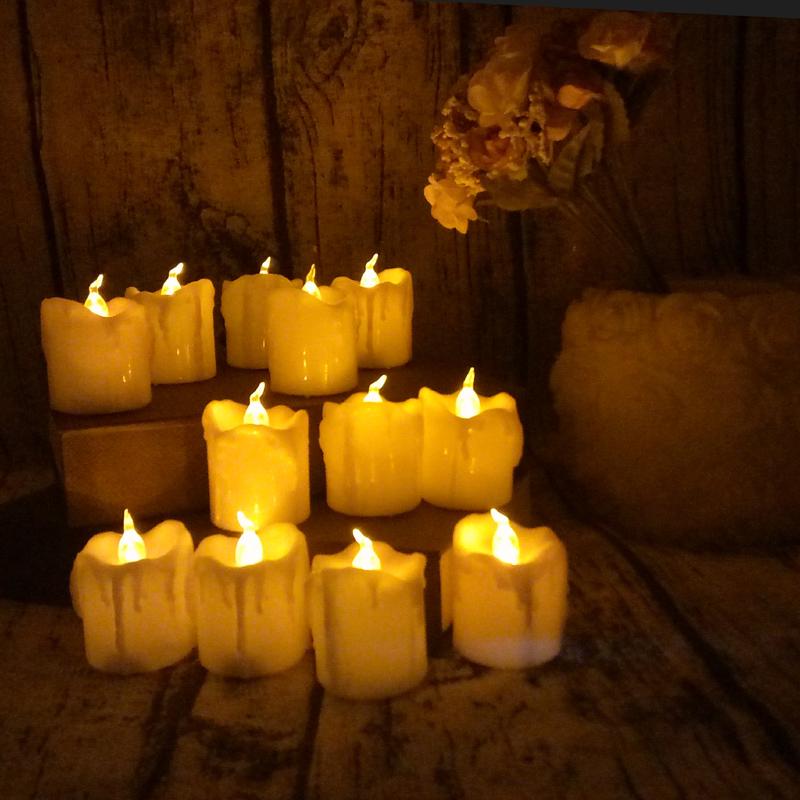 Popular Bulk Flameless Tea Lights Buy Cheap Bulk Flameless
