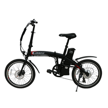 Aluminum Frame Lady E Bike Lightweight Folding Electric Bike - Buy on