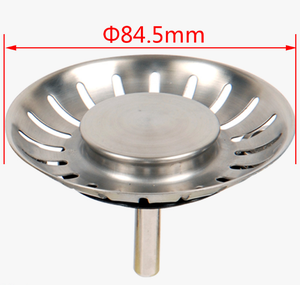 Guida Bathroom Parts stainless steel strainer for marble sink