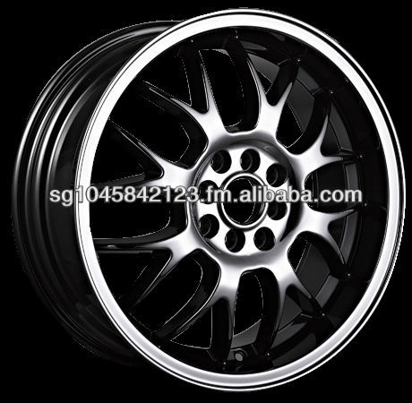 High quality Alloy wheels / Car rims 16 - 20 inches