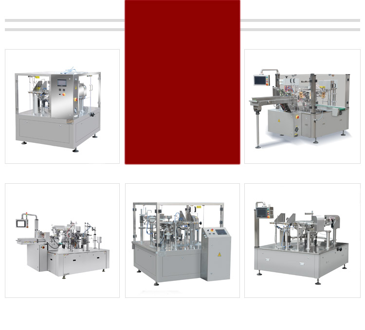 Automatic Thermoforming Vacuum Packaging Machine For Meat Seafood Bean Curd