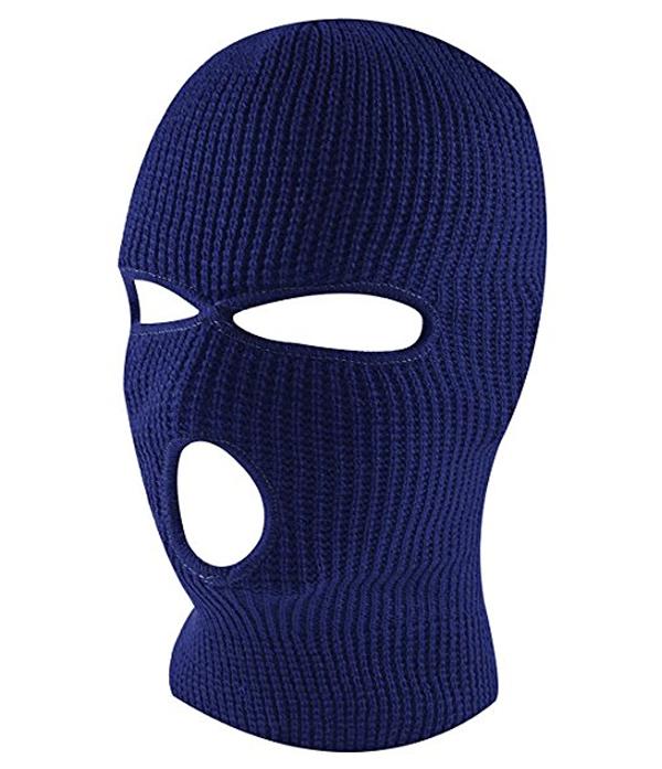 Camo Media Máscara Cráneo Impreso Balaclava/balaclava Tejer Patrón ...