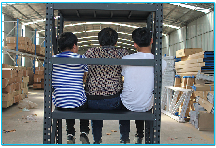 Medium Duty Display Storage Rack and Storage Shelf Manufacturer for Warehouse