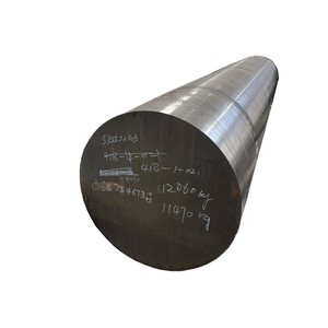 20CrMoA/30CrMoA/35CrMoA/42CrMoA Cold Drawn Round Bar Steel 25mm Round Steel Bar