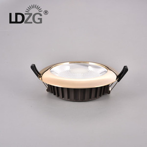 Factory direct selling spot rose gold lamp lights