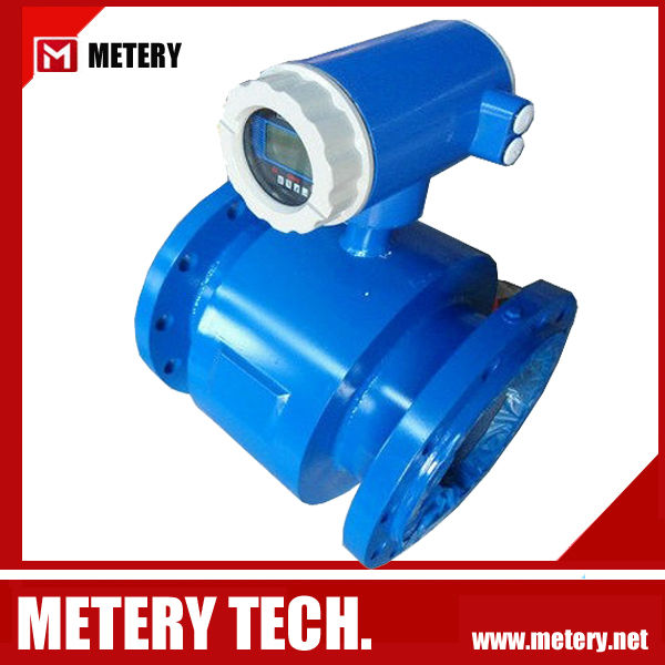 electronic water flow meter sensor