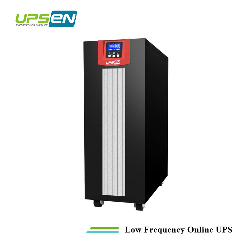 Real-in-time backup UPS Low Frequency Online UPS Inbuilt Isolation Transformer for SMT Machine,other electrical device use