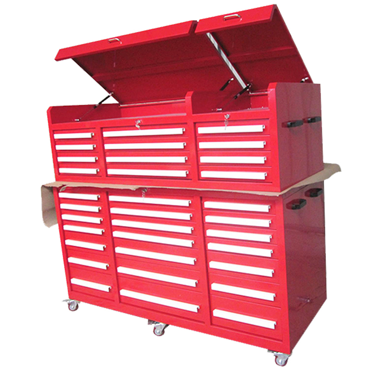 Steel metal garage workshop 33 drawers storage tool cabinet, tool box, tool chest box