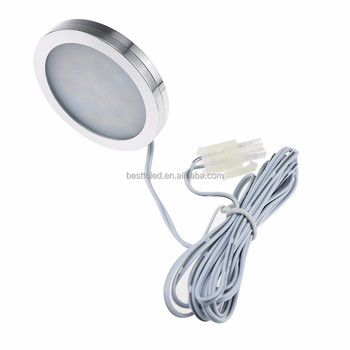 China Suppliers 2 5 W Ultra Thin Under Cabinet Utilitech Lighting For Kitchen And Bathroom Cabinets Led