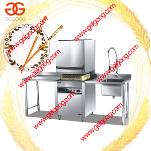 dish washing machine for hotel restaurant/industrial dish washing machine