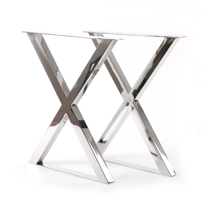 Factory price Stainless steel table leg for hotel design