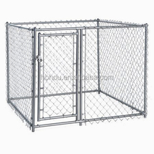 Grosir Outdoor Welded Chain Link Fence Dog Cage Kennel