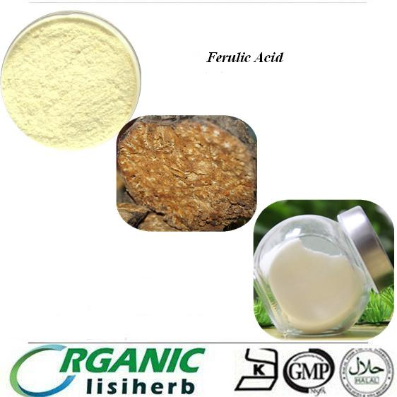 Top Quality Factory Price ferulic acids powder