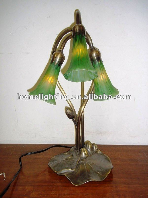 Antique Finishing Table Lamp Stand Timber Tripod Solid Retro Table ...