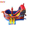 Inflatable castle slide , inflatable dry slide , inflatable pirate ship