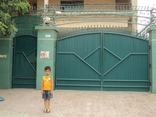 Main Iron Gate Design For Home In Pakistan