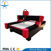 nice cut 3 axis cnc milling machine 1325 cnc carving marble granite stone
