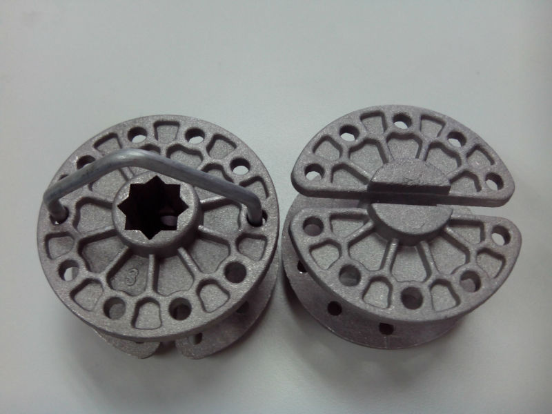 Electric Fence Daisy Wheel Strainer For Fencing Wires Or Ropes - Buy ...