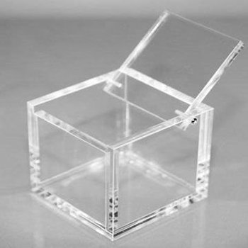 Clear Hinged Lid Plastic Packaging Boxes Buy Clear