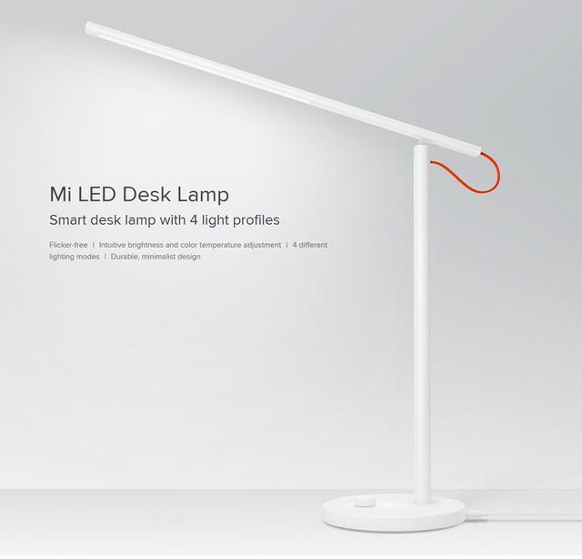 Xiaomi Mi Led Desk Lamp Global English Version Mijia Smart Table Lamps 4 Lighting Modes Smart Phone Mi Home App Remote Control Buy Mi Led デスクランプ Xiaomi Led デスクランプグローバル Mijia スマートテーブルランプ