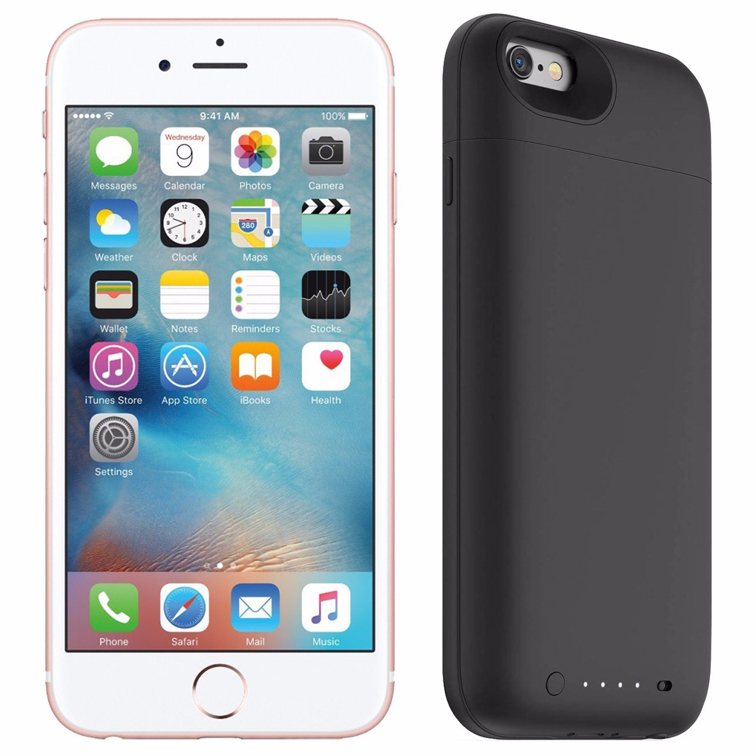 huge selection of adc3b d6b73 Buy Apple iPhone 6S 64GB Rose Gold (Unlocked) + Lifeproof FRE Series ...
