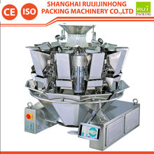 Full auto high quality multihead weighing machine