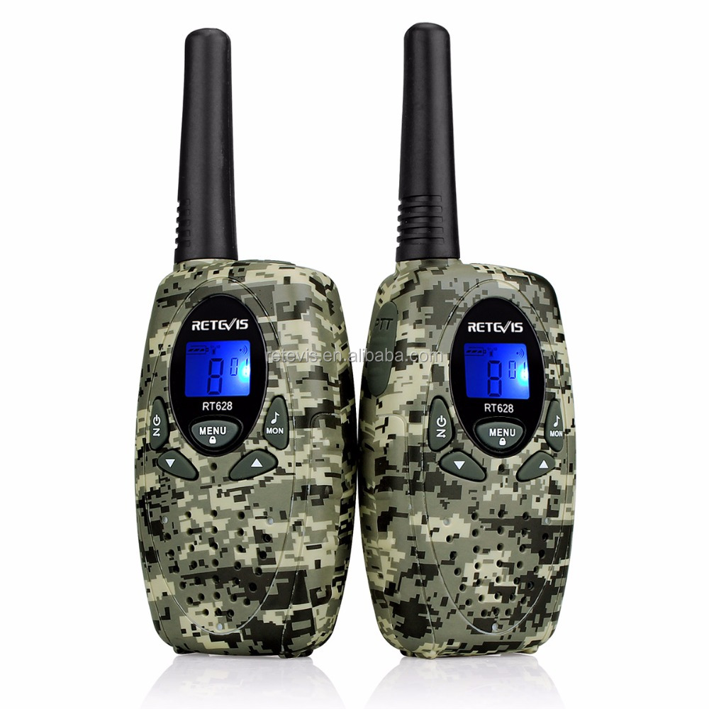 2017 Launch radio set camo Camouflage European license free 0.5W PMR 8CH Two Way Radio set