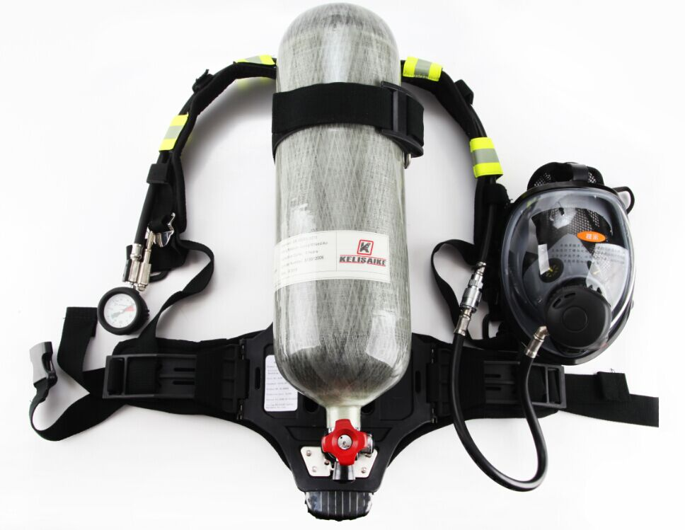 Factory Price! 6.8Lfirefighting cylinder carbon fiber composites tank for SCBA