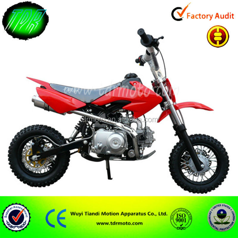 Dirt Bike Air Cooled 125cc Motorbike