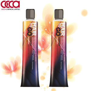 Professional italian hair color manufacturers low ammonia salon hair color dye