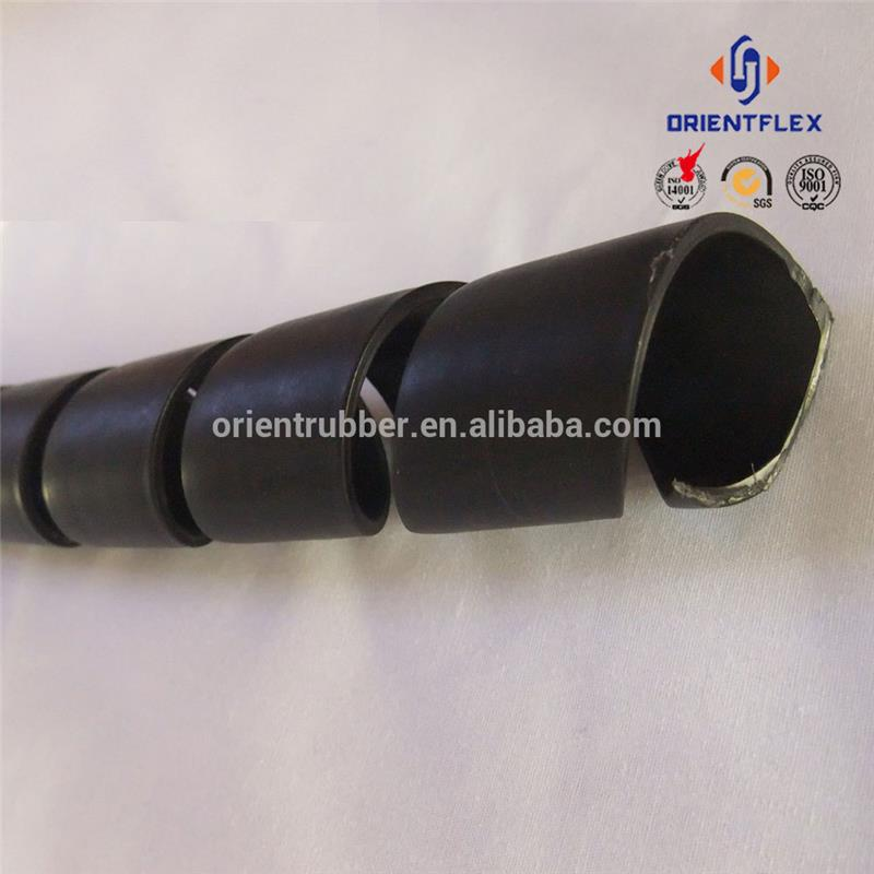 Wholesale Cheapest Price flexible high temperature resistant mining PP pp spiral guard for hydraulic hose manufacturers