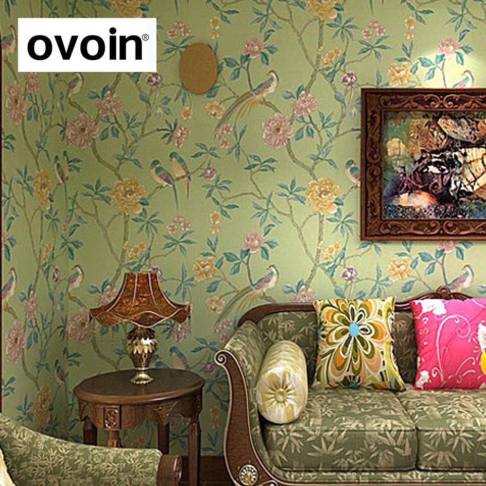 fleuri papier peint achetez des lots petit prix fleuri papier peint en provenance de. Black Bedroom Furniture Sets. Home Design Ideas