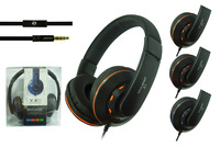Corded Headsets Mobile Headsets with mic cell phone earphones for iphone 7