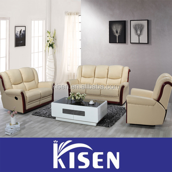 Latest Modern Sectional Leather Sofa