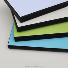 All Surface and Colors Hpl Compact Laminate For Wall Panels