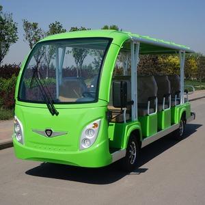 Tour Bus For Sale >> 14 Passenger Electric Luxury Tour Bus Sale