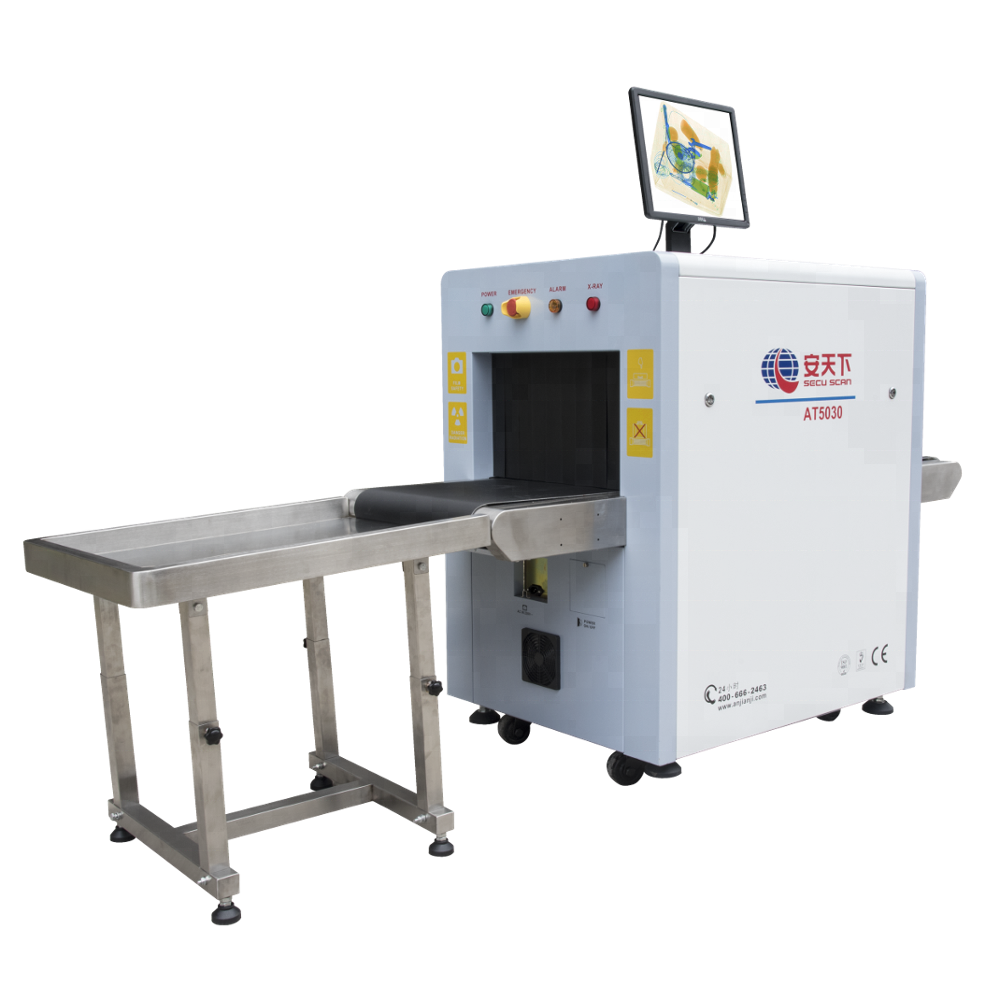Responsible x ray hold bags screening machine prices with high quality using for public security equipment