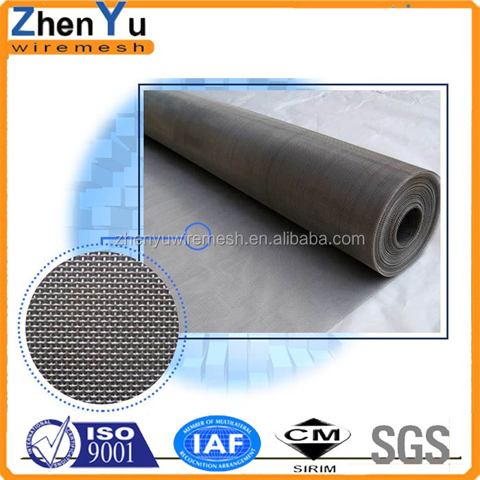 Hot sale SUS316/304 plain weave stainless steel wire mesh ( cut to size )