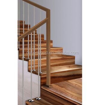 Best Price Solid Wooden Spiral Staircase Solid Stair Tread
