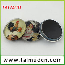 HOT sublimation for fridge magnets