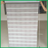 printed and colored curtain blinds for indoor zebra roller blind and curtain design pleated blinds