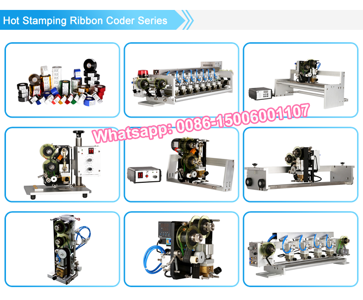 Fresh Vegetable Package Labeling and Expiry Date Coding Machine