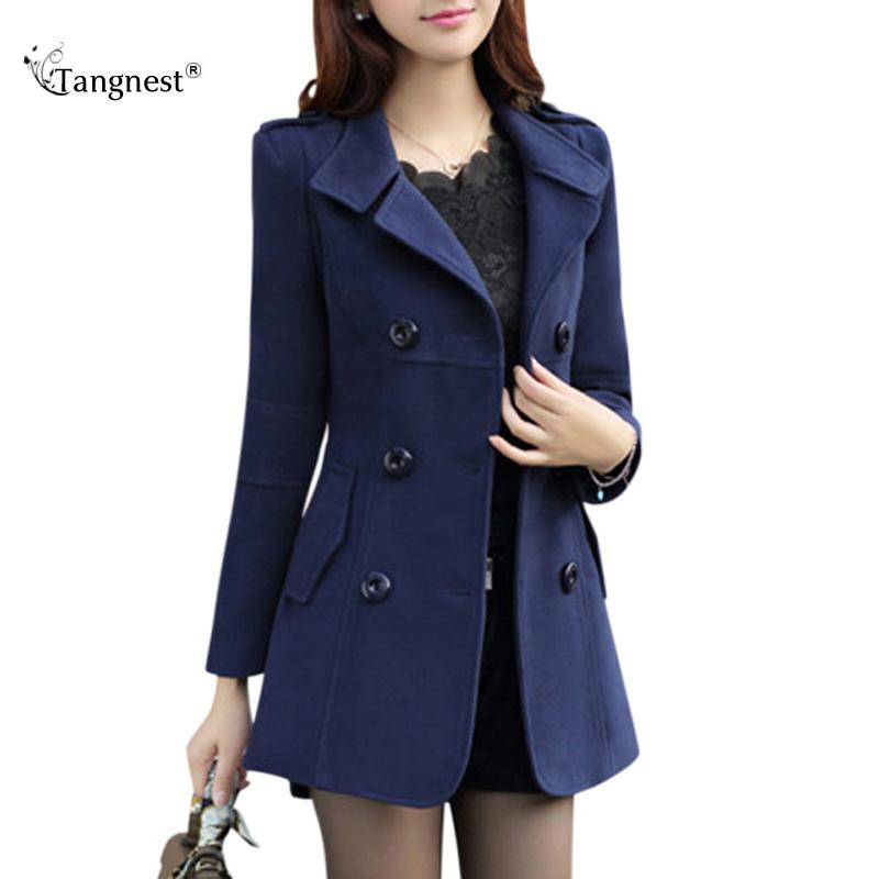 Womens plus size pea coat