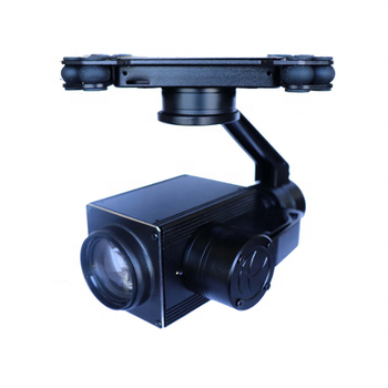 18X optical zoom Camera with object tracking quadcopter tracking camera