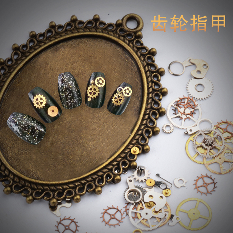 Venta al por mayor uñas decoradas de punta-Compre online los mejores ...