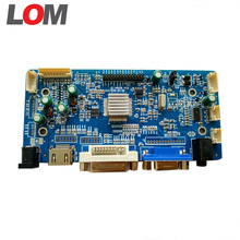 <span class=keywords><strong>Annuncio</strong></span> Bordo Lvds, interfaccia 1920*1200 Dc Bordo di Driver Per Lvds