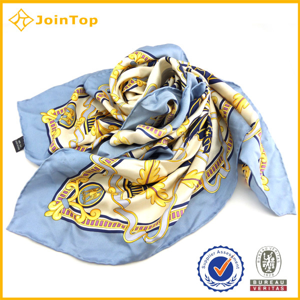 Promotion&Premium Gift Scarf in Printing design