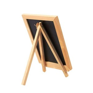 pine wood wooden blackboard from China